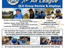 Australian Air League Competition & Displays Saturday, June 1