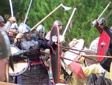 Jorth Gar Stanthorpe - Viking Reenactment