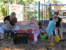 Oakwood State School Playgroup