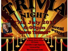 BLI BLI STATE SCHOOL'S *Movie Themed* TRIVIA NIGHT