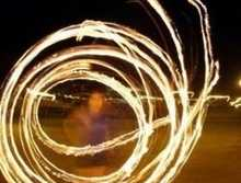 fire poi workshop