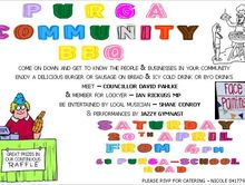 Purga Community BBQ
