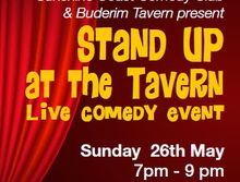 Stand Up Comedy at the Buderim Tavern