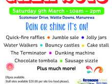 Reremoana School Gala - Wattle Downs