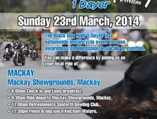 Black Dog National 1 Day Ride Mackay 2014