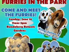 Furries in the Park this Sunday 16th June